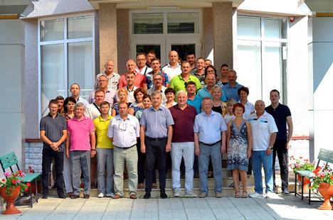 Federația Moldovenească de Fotbal a organizat un seminar