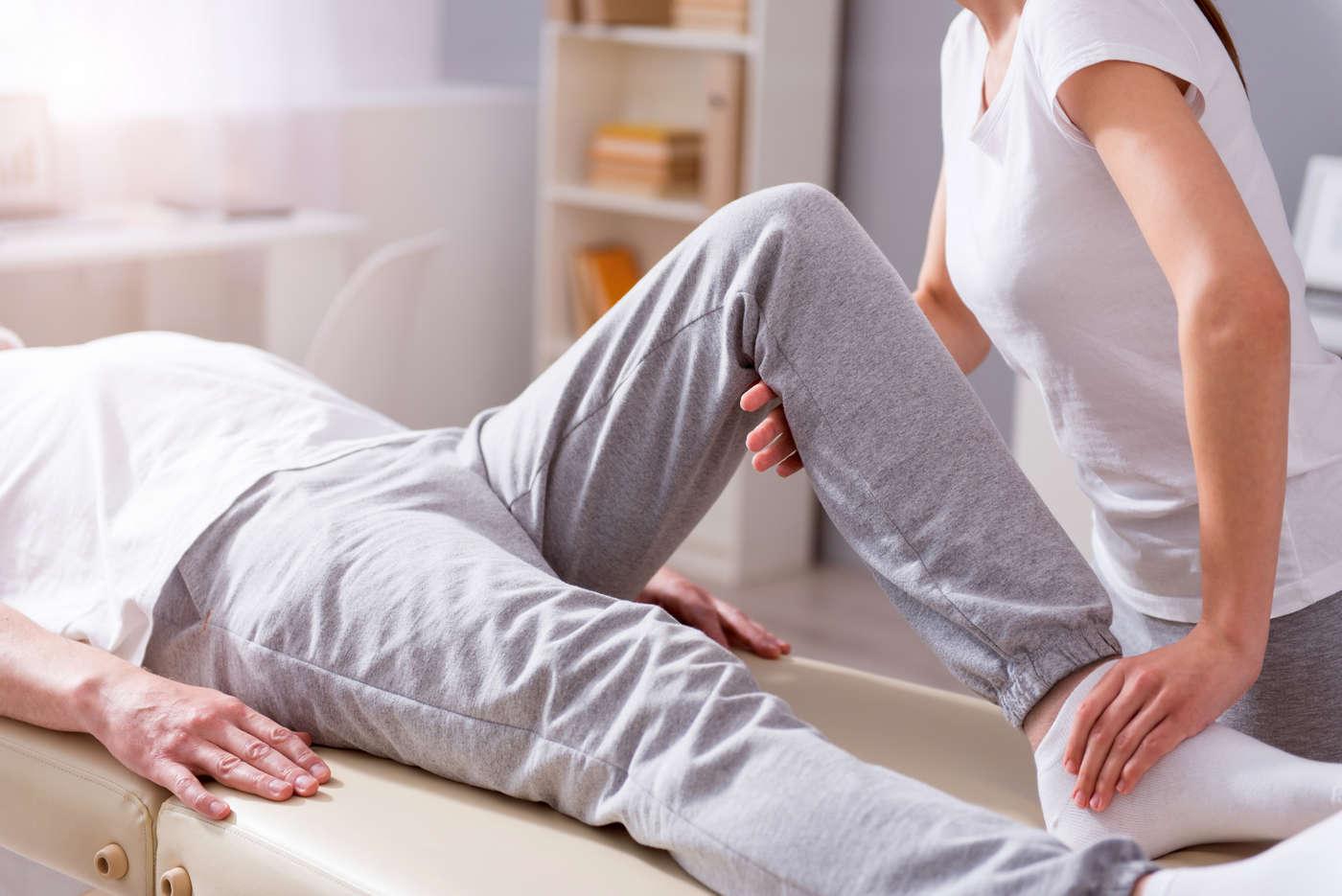 Pentru ce este recomandată Kinetoterapia